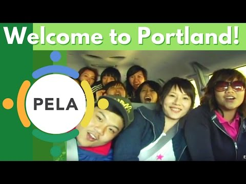 Portland English Language Academy School Video  (2008) - English Version