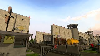 POLICE CHECKPOINT - Border Security Operations | Border Force Gameplay