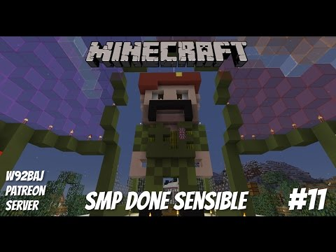 SMP Done Sensible - #11 - Minecraft - Let's Play - PC•720p•60fps