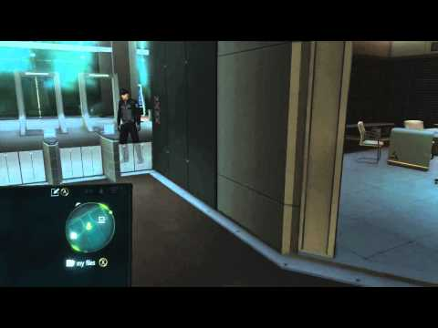 AC4: Lobby Floor Animus Hacking at the North