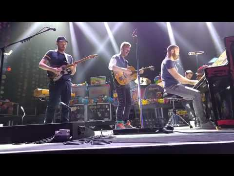 Coldplay - Us Against the World, November 13, 2015