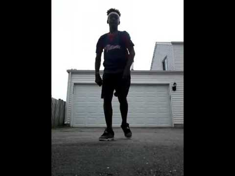 Wak The Dancer Dancing To TAY K x THE RACE