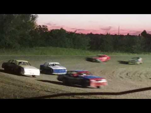 197 factory stock heat race at 85 speedway