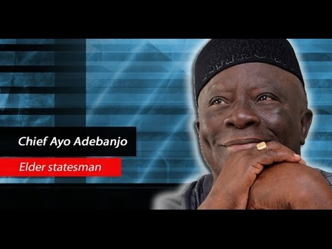 NIGERIA 1999 CONSTITUTION A FRAUD? – Chief Ayo Adebanjo Spea