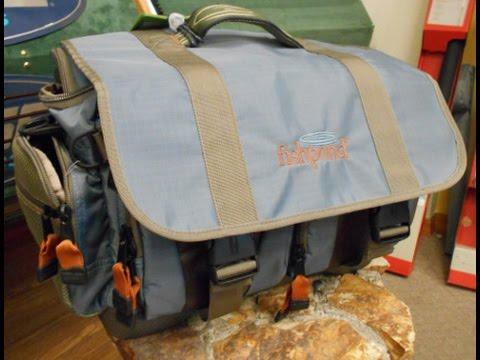 A Review Of The Fishpond Cloudburst Gear Bag