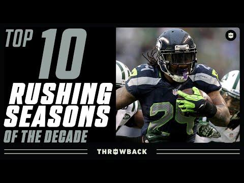 Top 10 Rushing Seasons of the 2010's!