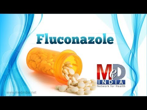 Fluconazole (Diflucan) Treats Candidiasis Or Fungal (Oral Thrush & Vaginal Yeast) Infections