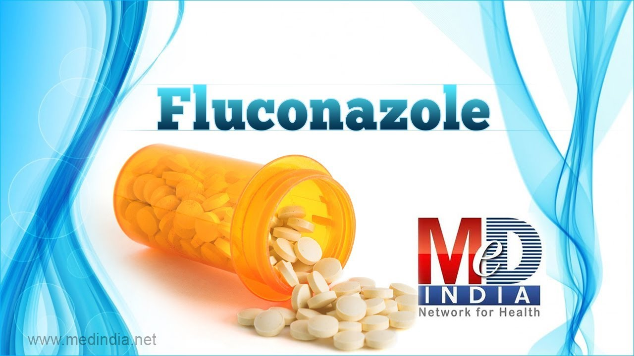 Fluconazole Diflucan Treats Candidiasis Or Fungal Oral Thrush Vaginal Yeast Infections