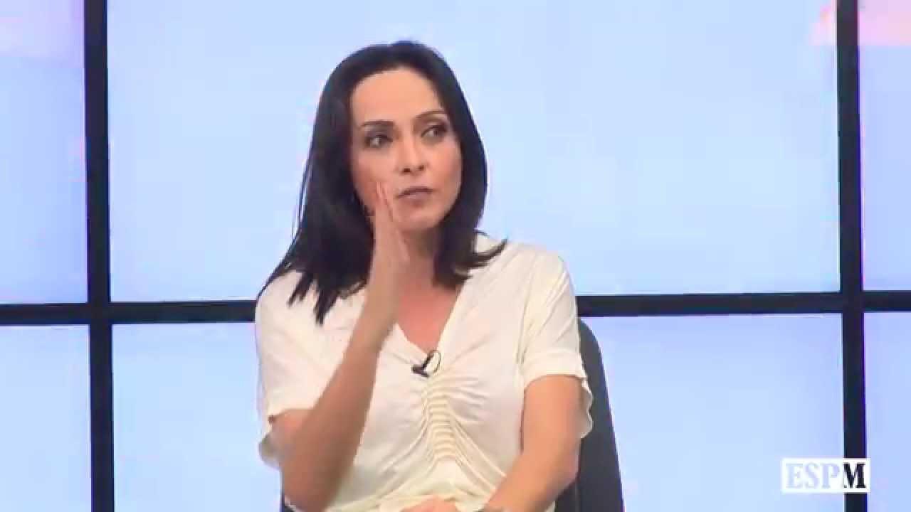 Bloco3 Izabella Camargo no Linkados na Área YouTube