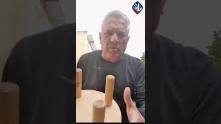 "The Maor stick and the ""Four hands"" new training tool"