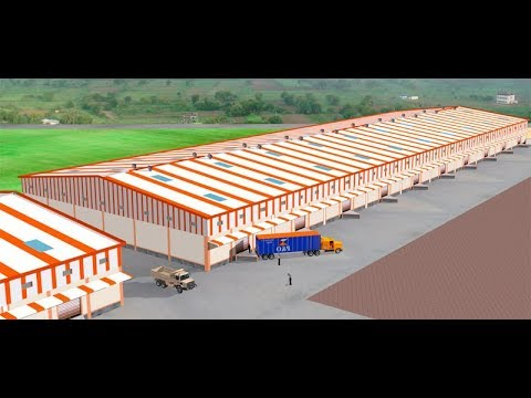 Small Industrial Manufacturing Unit Near Mumbai Bhiwandi, factory, plot, real estate commercial