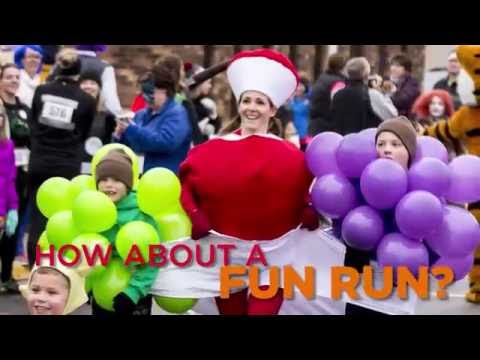 2016 Spooky Sprint 5K And Kids Dash - 10/29/16 Hutchinson, MN