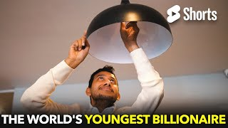 The World's Youngest Billionaire!