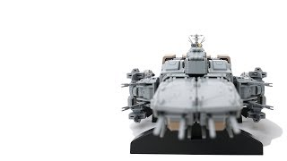 Scorched Earth Toys@http://anymoon.com reviews the Yamato (and Arca...