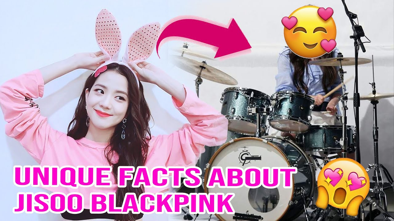 Unique Fact About Jisoo Blackpink's That You have to know