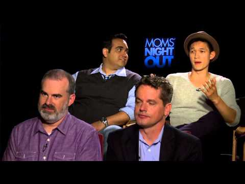 Moms' Night Out: Alex Kendrick, Kevin Downes, Robert Amaya, Harry Shum Jr. Interview