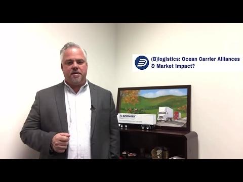 (B)logistics: Ocean Carrier Alliances & Market Impact?