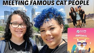 TRAVEL VLOG - DAILY VLOG - CAT SHOW
