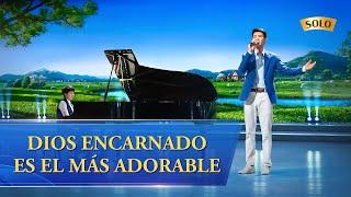 Música cristiana de adoración | Dios encarnado es el más adorable