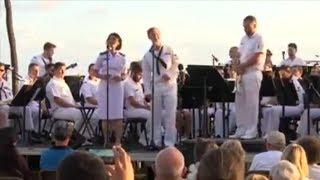 Download Lagu Angkatan Laut AS Nyanyikan Lagu Akad Payung Teduh saat Latihan Maritim Internasional Terbesar RIMPAC Mp3