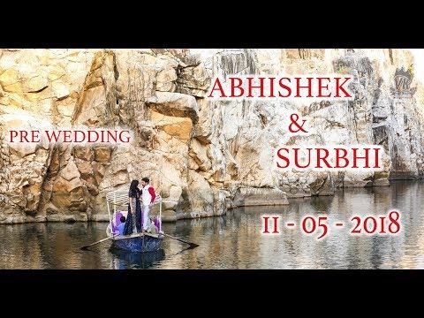 A NEW JOURNEY - ABHISHEK & SURBHI    BEST PRE WEDDING    DIL DIYAN GALLAN
