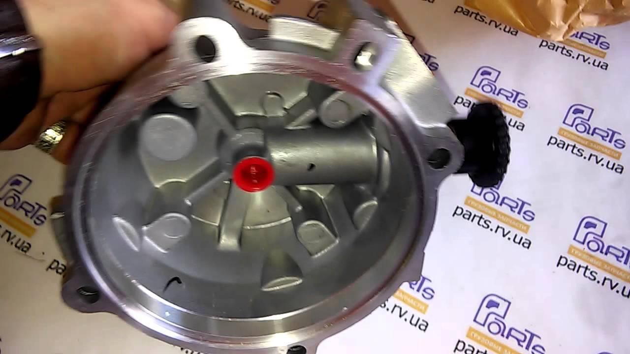 схема топливного фильтра грубой очистки daf
