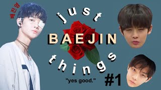Video JUST BAE JINYOUNG (배진영) THINGS #1 {WANNA ONE/ PRODUCE 101 SEASON 2} download MP3, 3GP, MP4, WEBM, AVI, FLV Januari 2018