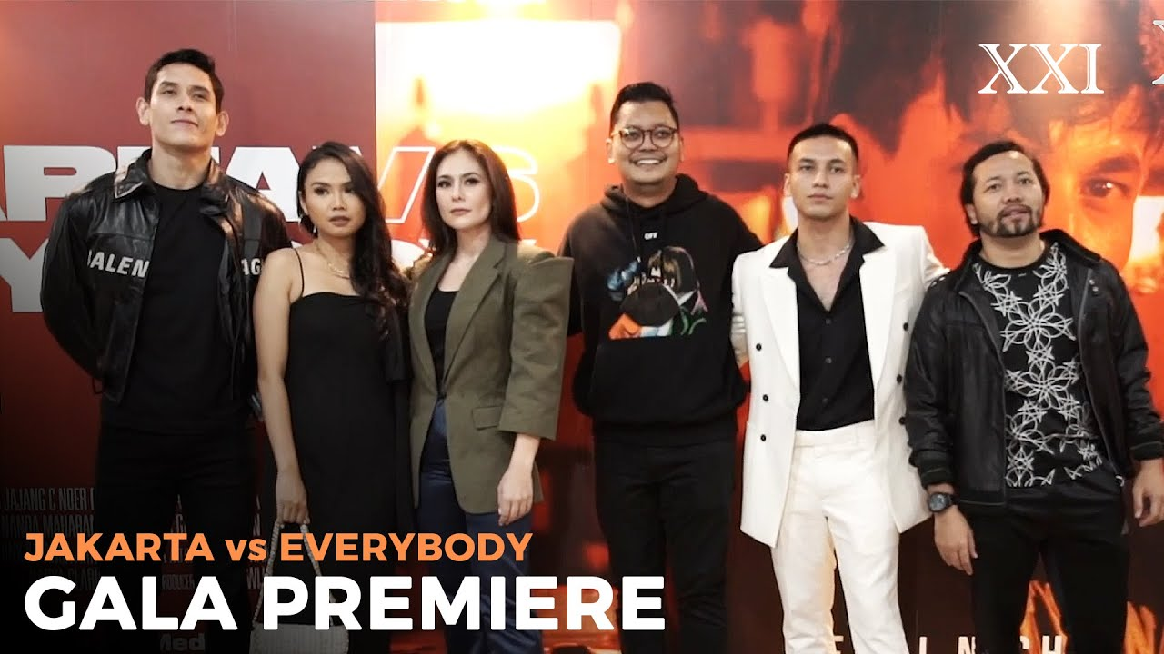 Jakarta vs Everybody - FILM YANG BERANI, CAST YANG LUAR BIASA   Tayang 24 Juni 2021 di XXI