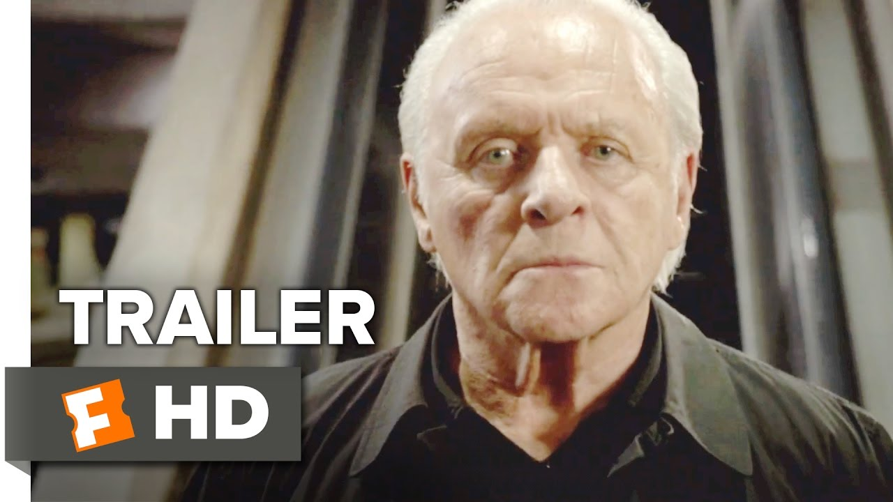 Solace Official Trailer 1 (2016) - Anthony Hopkins Movie ... Anthony Hopkins