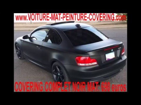 peinture mat voiture entretien pose film mat voiture covering voiture youtube. Black Bedroom Furniture Sets. Home Design Ideas