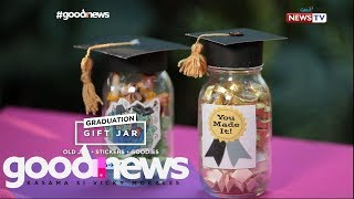 Good News: Diy Graduation Gifts, Paano Gawin?