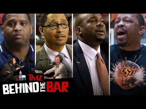 The Scandal That Rocked College Sports and Shamed the NCAA | Behind The Bar | TMZ Live