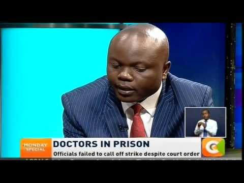 Monday Special: Doctors in Prison