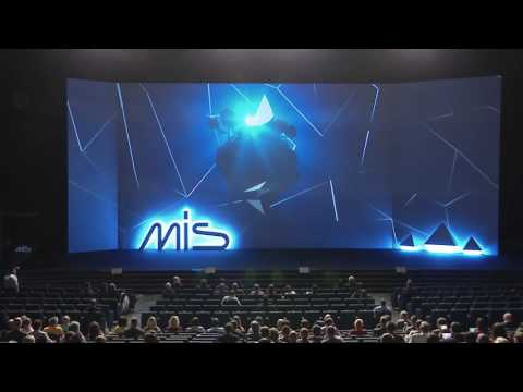 Opening Video Maping - MIS, Barcelona Global Conference 2016