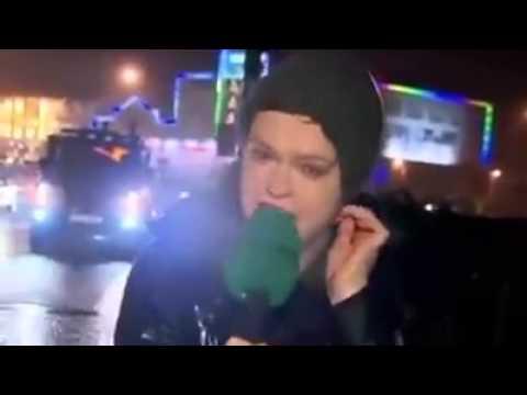 Irish Weather Woman
