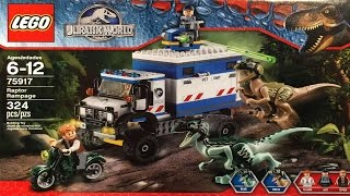 LEGO Jurassic World 75917