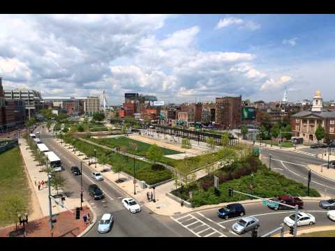 Rose Kennedy Greenway-timelapse-24fps