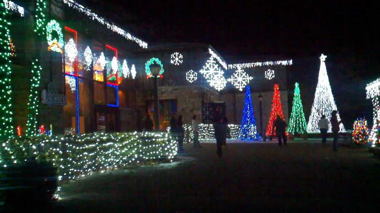 Oglebay Festival Lights