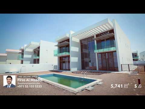 Brand New 4 Bed Luxurious Villa For Sale District One Mohammed Bin Rashid City, Dubai