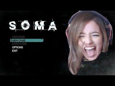 Pokimane Plays Scary Survival Game Full Stream!