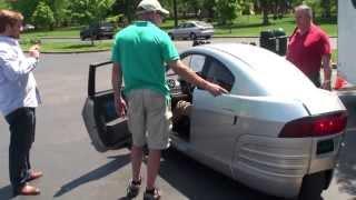 Elio Motors Reverse Trike in St. Louis, Missouri May 2013