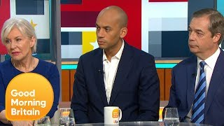 MPs to Have Another Vote on Brexit on Day the UK Was Meant to Leave the EU | Good Morning Britain