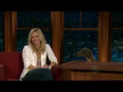 Late Late Show with Craig Ferguson 12/15/2009 -1,000th Episode- Kristen Bell, Jason Schwartzman