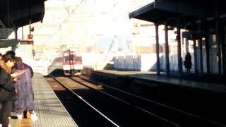 近鉄8810系FC11編成+2410系W13編成+2800系AX08編成大和朝倉行き準急 俊徳道駅通過