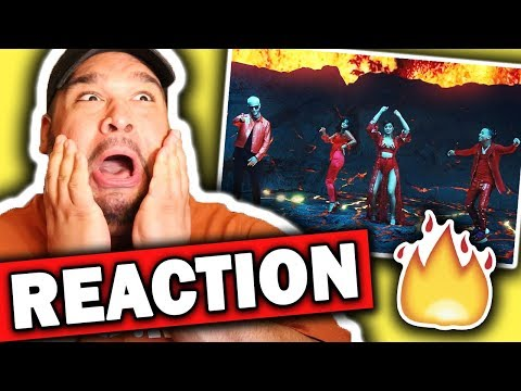 DJ Snake - Taki Taki ft Selena Gomez Ozuna Cardi B   REACTION