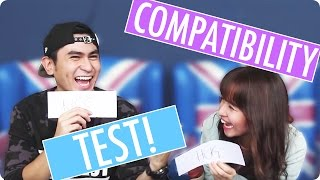 How compatible are CJ & Kristel? | COMPATIBILITY TEST