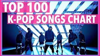Video [TOP 100] K-POP SONGS CHART • MAY 2017 (WEEK 4) download MP3, 3GP, MP4, WEBM, AVI, FLV November 2017
