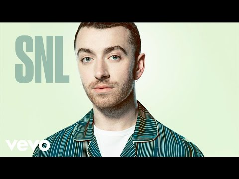 Sam Smith - Too Good At Goodbyes  on SNL