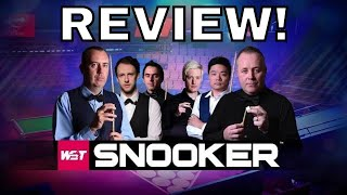 WST Snooker 2020 Mobile Game: First Impressions and Review!  | For iPhone and Android!