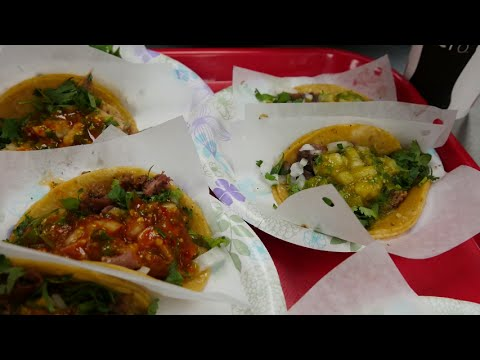 MEXICAN ON THE GO FOOD - TACOS EL GORDO SAN DIEGO GX8 FILM